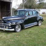 1948 Plymouth Sedan