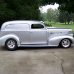 1939 Chevy Sedan Delivery