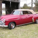 1949 Chevy Convertible